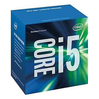 Intel Core I5-7600 CPU, Quad Core, 1151, 65W, 3.5 GHz, 14nm, 6MB Cache, HD GFX, 8 GT/s, Kaby Lake