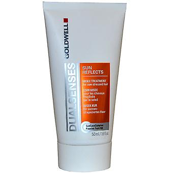 Dual Senses by Goldwell 60 Second Treatment Sun Refelects 50ml for sun stressed hair