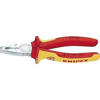 Knipex 03 06 180 VDE Combination Pliers 180 mm