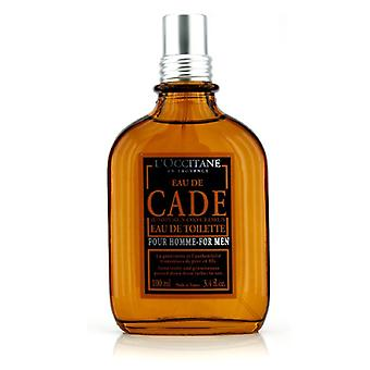 L'Occitane Eau De Cade For Men Eau De Toilette Spray 100ml/3.4oz