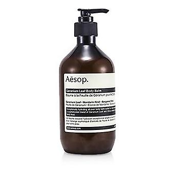 Aesop Geranium Leaf Body Balm - 500ml/16.67oz