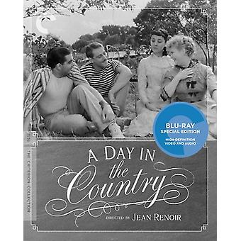 Criterion Collection: Day in the Country [BLU-RAY] USA import