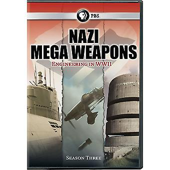 Megaweapons nazi : Saison 3 USA [DVD] import