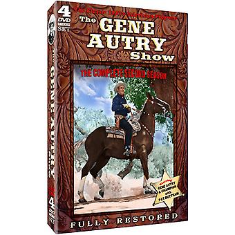Gene Autry Show: Complete Second Season [DVD] USA import