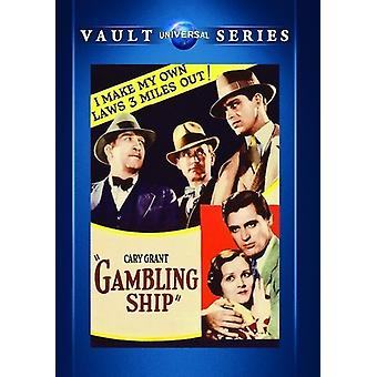 Gambling Ship [DVD] USA import