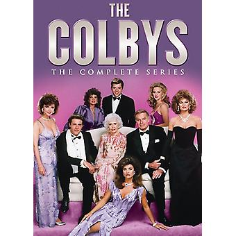 Colbys: The Complete Series [DVD] USA import