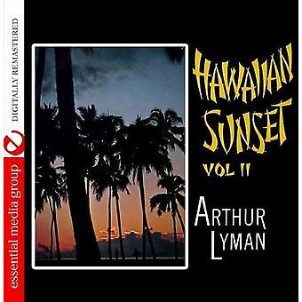 Arthur Lyman - Arthur Lyman: Vol. 2-Hawaiian Sunset [CD] USA import