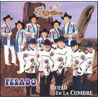 Pesado/Tigrillos - Duelo En La Cumbre [CD] USA import