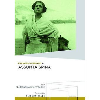 Assunta Spina [DVD] USA importerer