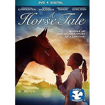 Horse Tale [DVD] USA import