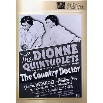Importar de Estados Unidos país Doctor [DVD]