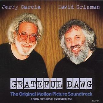 Forskellige kunstnere - taknemmelig Dawg [CD] USA importerer