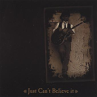 TUBIE Pushe'E - Just cant Believe It importation USA [CD]