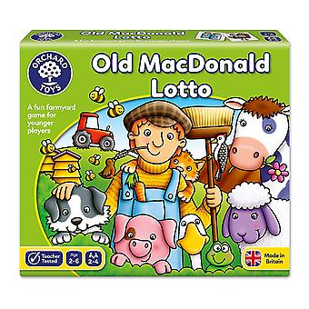 Orchard Old Macdonald Lotto game