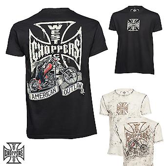 West Coast Choppers T-Shirt Chopper Dog