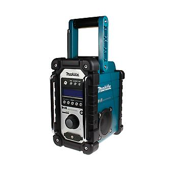 Makita Dmr104 Job Site Radio 18V Dab