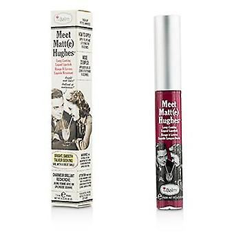 Thebalm Meet Matte Hughes Long Lasting Liquid Lipstick - Dedicated - 7.4ml/0.25oz