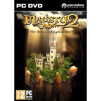 Majesty 2-The Fantasy Kingdom Sim (PC DVD) (huragan)