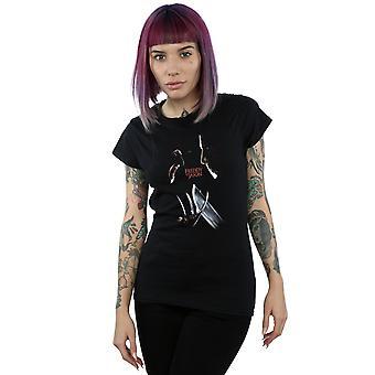 Nightmare On Elm Street Women's Freddy Vs Jason T-Shirt