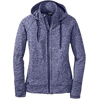 **SALE**Outdoor Research Womens Melody Hoody Blue Violet (UK Size 10)