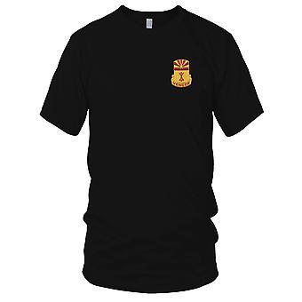 Estados Unidos Ejército batallón de artillería aerotransportada - 480th bordado parche - señoras T Shirt