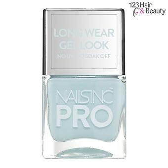 Nails Inc Pro Gel Effect Polish ­- Spring Collection - Imperial Mews
