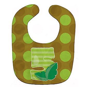 Каролинских сокровища BB9012BIB зоопарк месяц 5 ребенок нагрудник