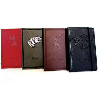 Game of Thrones House Stark Hardcover R by HBO