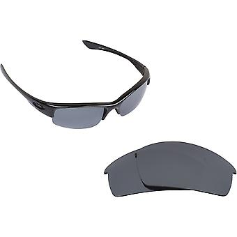 Best SEEK Polarized Replacement Lenses for Oakley BOTTLECAP Grey Silver Mirror