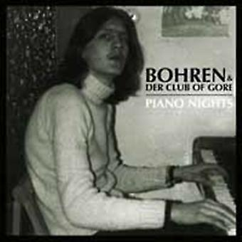 Piano Nights by Bohren & Der Club Of