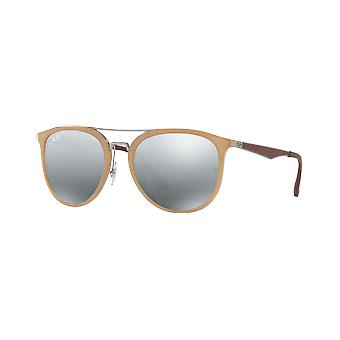 Ray - Ban RB4285 Brown clear/Brown gray gradient mirrored