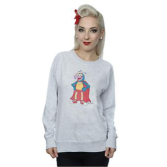 Muppets Women's Classic Gonzo Sweatshirt