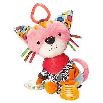 Skip Hop Explore & More Bandana Buddies Activity Toy Kitty