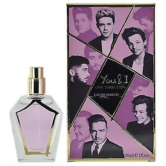 One Direction You And I By One Direction Eau De Parfum Spray 1 Oz *Tester