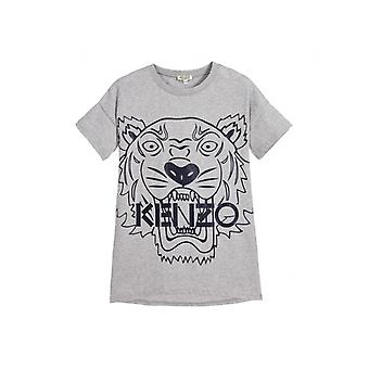 Kenzo Kids Oversized Iconic Tiger T-shirt Dress