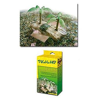 Nayeco Island turtle Island Fun Size S (Reptiles , Turtle Tanks & Accessories)
