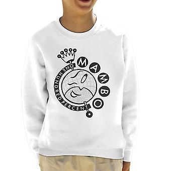 Mambo Crown Logo Kid's Sweatshirt