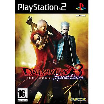 Devil May Cry 3 Dantes uppvaknande - Special Edition (PS2)