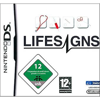 Leven borden ziekenhuis zaken (Nintendo DS)