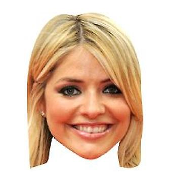 Holly Willoughby ansiktsmask