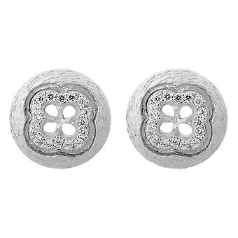 Orphelia plata 925 pendiente circonio ZO-5256