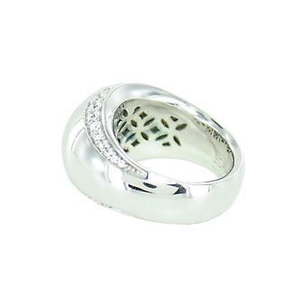 ESPRIT collection damer ring silver zirconia Danae Gr. 17 ELRG92307A170