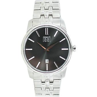 Cerruti 1881 mens watch wristwatch Pavia CRA117SN02MS