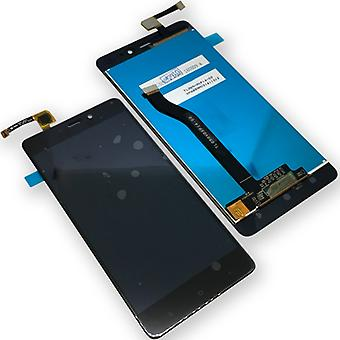 For Xiaomi Redmi 4 Pro repair display full LCD complete unit touch Black