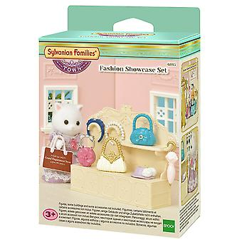 Sylvanian Families 6015 Fashion Showcase Set