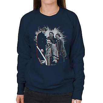 Pink Floyd Japan Tour 1972 Women's Sweatshirt