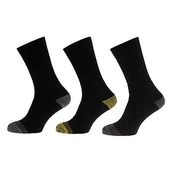 Mens Ultimate Work Socks (Pack Of 3)