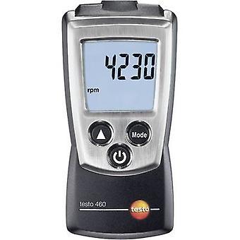testo 0560 0460 Tachometer Optical 100 - 30000 rpm Manufacturers standards (no certificate)