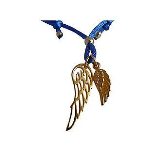 Vleugels van de engel vleugels vleugels armband zilver verguld