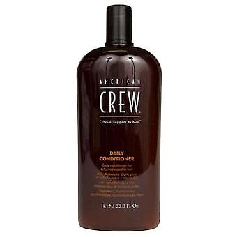 American Crew Daily Conditioner 1000 ml (Hair care , Hair conditioners)
